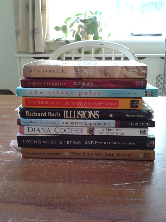 Book Spine Poetry: A Personal Philosophy